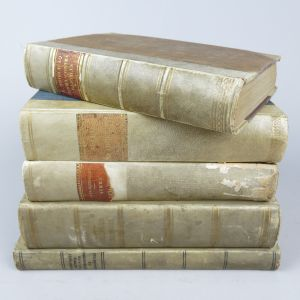 Vellum bindings (Lot 7)