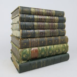 Leather bindings (Lot 3)