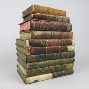 Leather bindings (Lot 8)