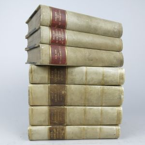 Vellum bindings (Lot 3)