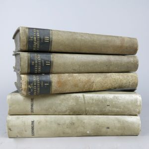 Vellum bindings (Lot 8)