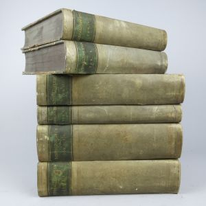 Vellum bindings (Lot 9)