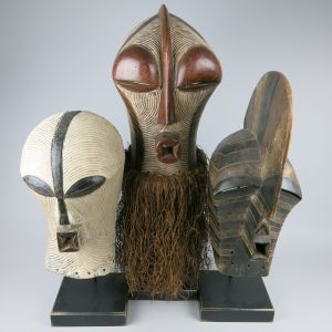 Tribal masks
