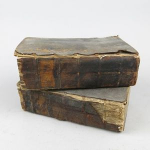 Leather bindings (Lot 11)