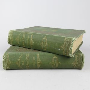 Cloth bindings (Lot 4)
