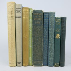 Cloth bindings (Lot 7)