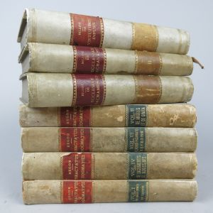 Vellum bindings (Lot 2)