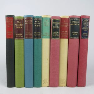 Cloth bindings (Lot 10)