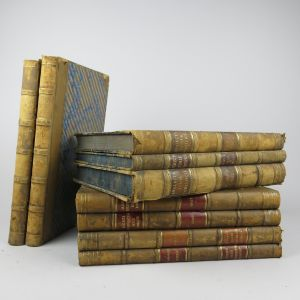 Leather bindings (Lot 12)