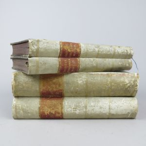 Vellum bindings (Lot 6)