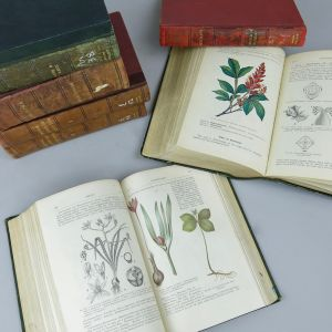 Books on Botany