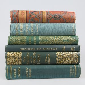 Cloth bindings (Lot 2)