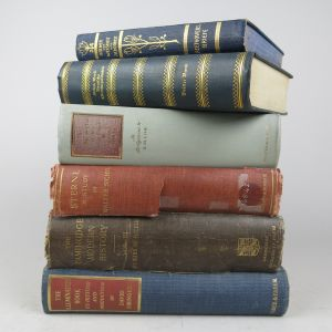 Cloth bindings (Lot 3)