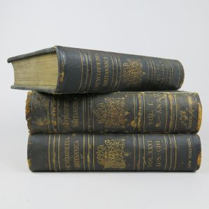 Leather bindings (Lot 9)