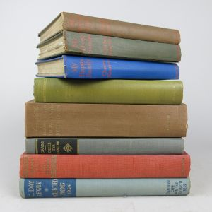Cloth bindings (Lot 5)