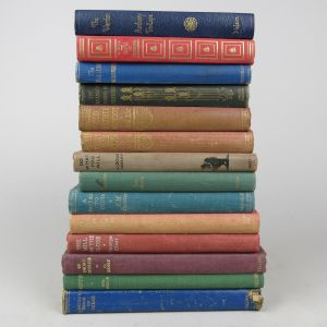 Cloth bindings (Lot 6)