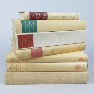 Cloth/paper bindings (Lot 12)