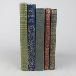 Cloth bindings (Lot 9)