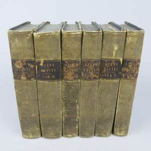 Vellum bindings (Lot 10)
