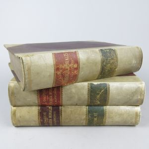 Vellum bindings (Lot 5)