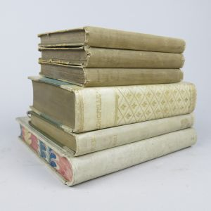 Vellum bindings (Lot 12)