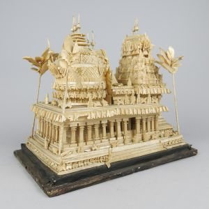 Model of an Indian Palace